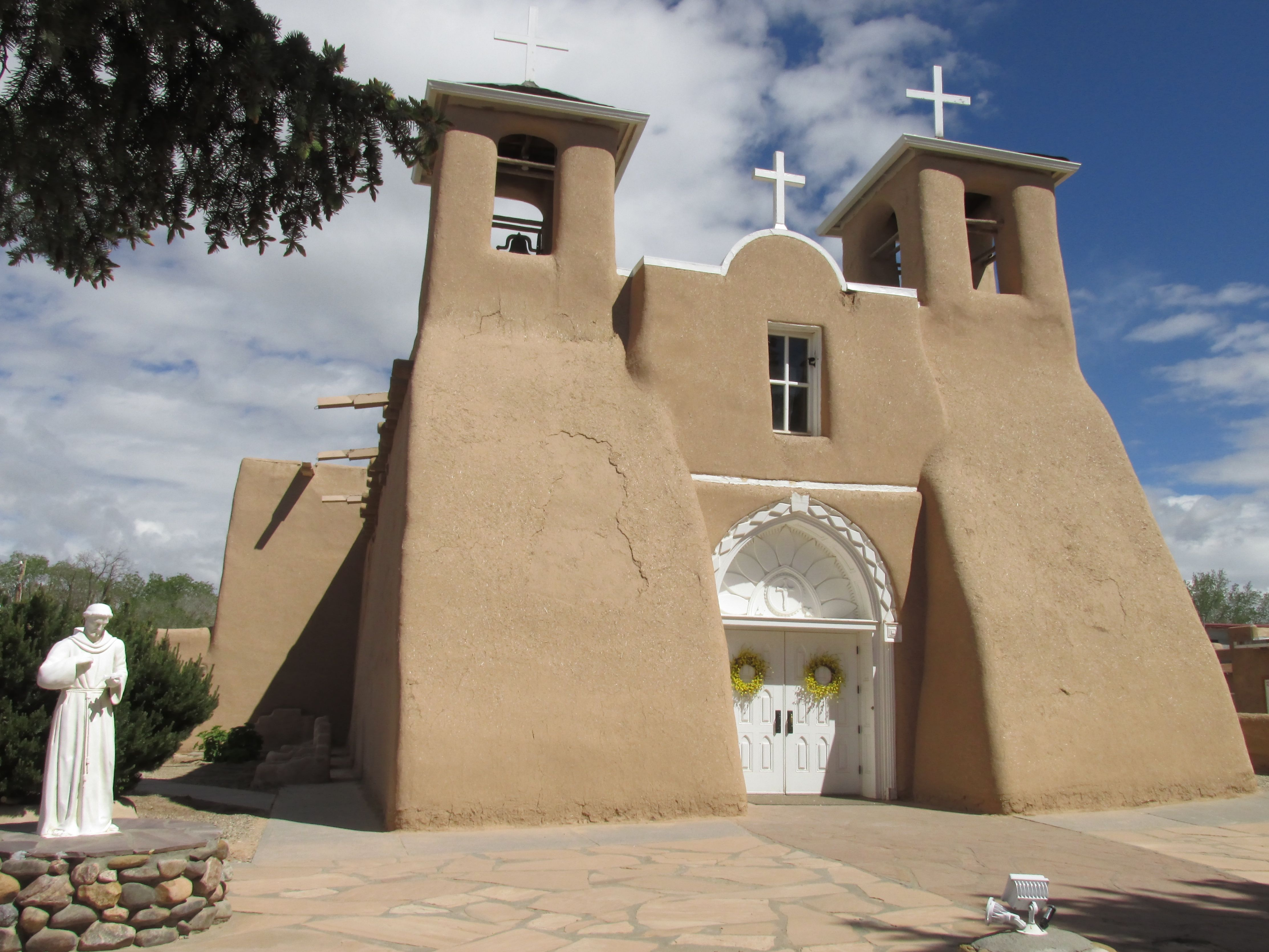 St. Francis of Assisi in Rancho de Taos