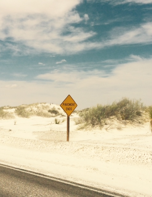 Desert Valley Towing >> White Sands National Monument – Towing Silver