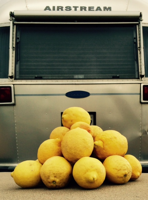 When life give you lemons, take them!
