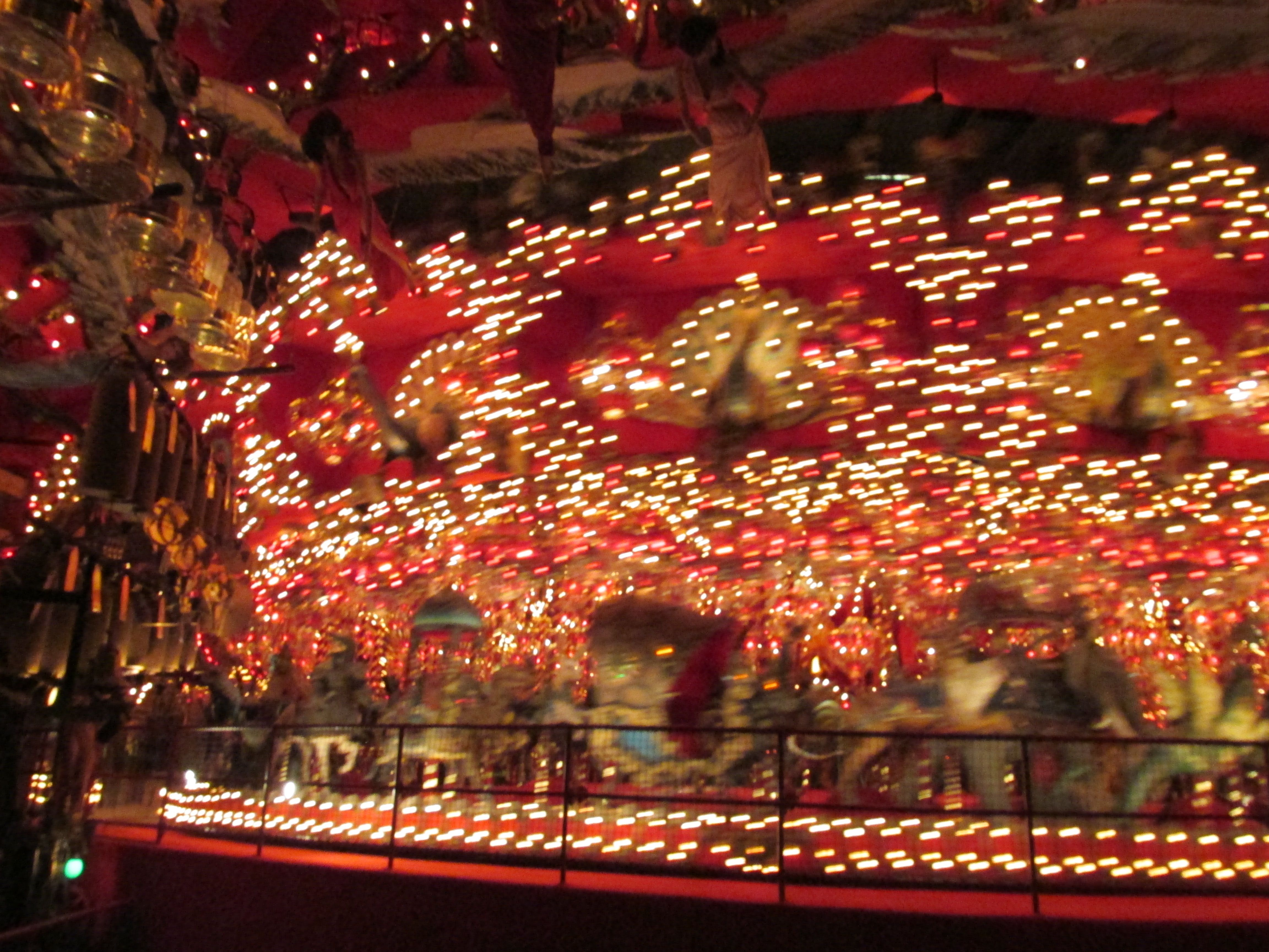 The world's largest carrousel