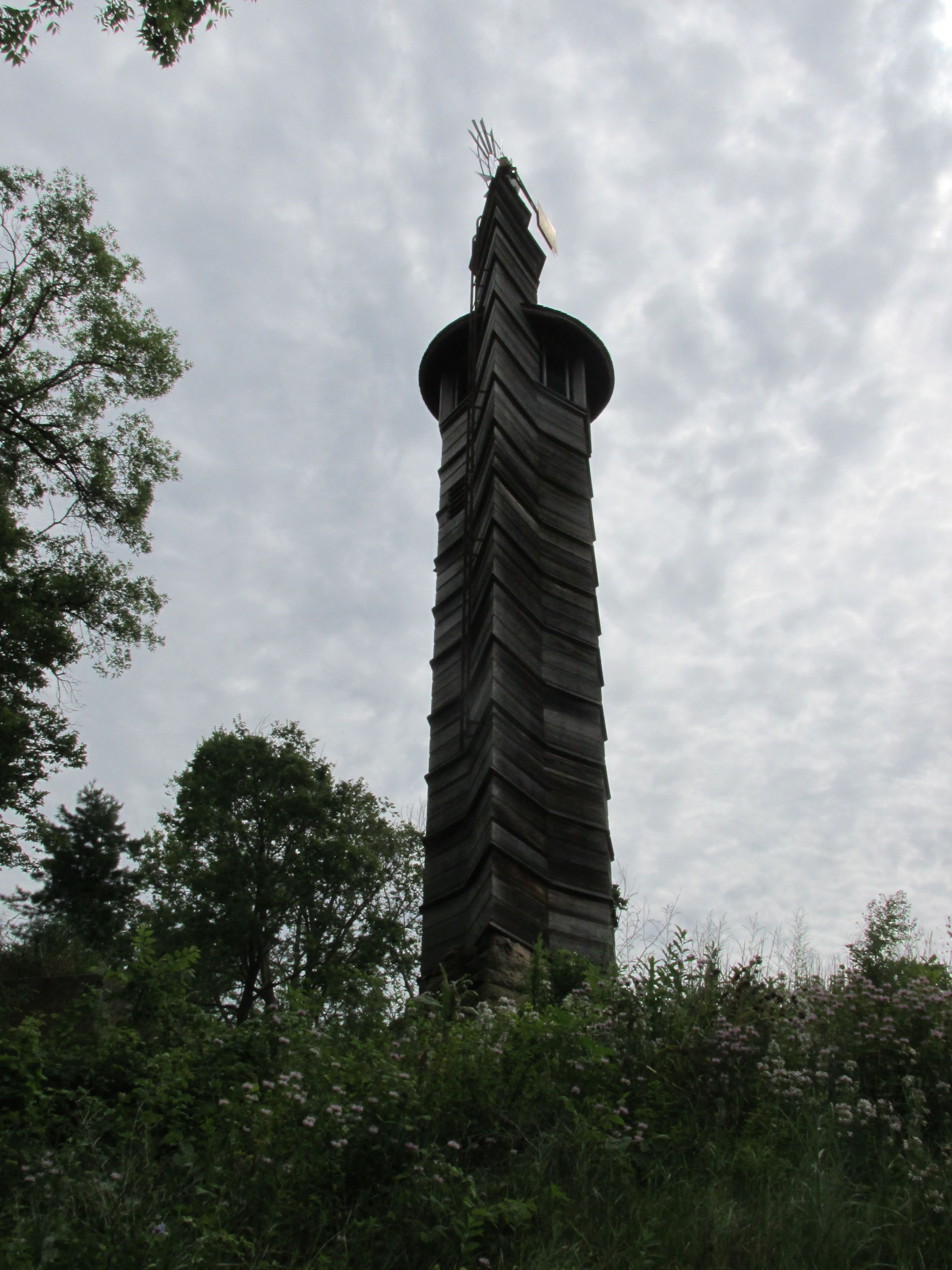T- Romeo and Juliet tower bowside