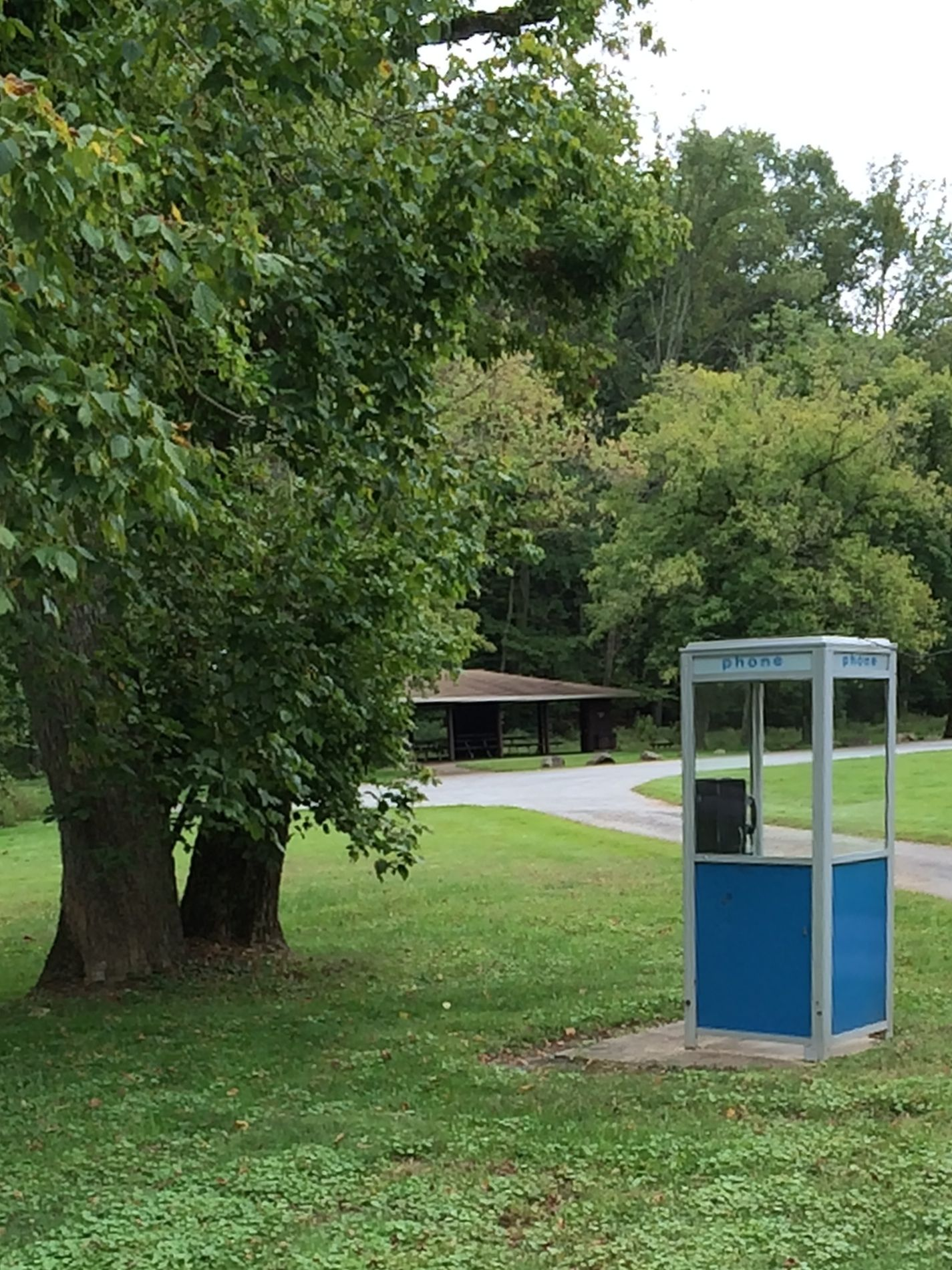 Pequeay phone booth
