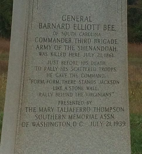 General Bee marker text