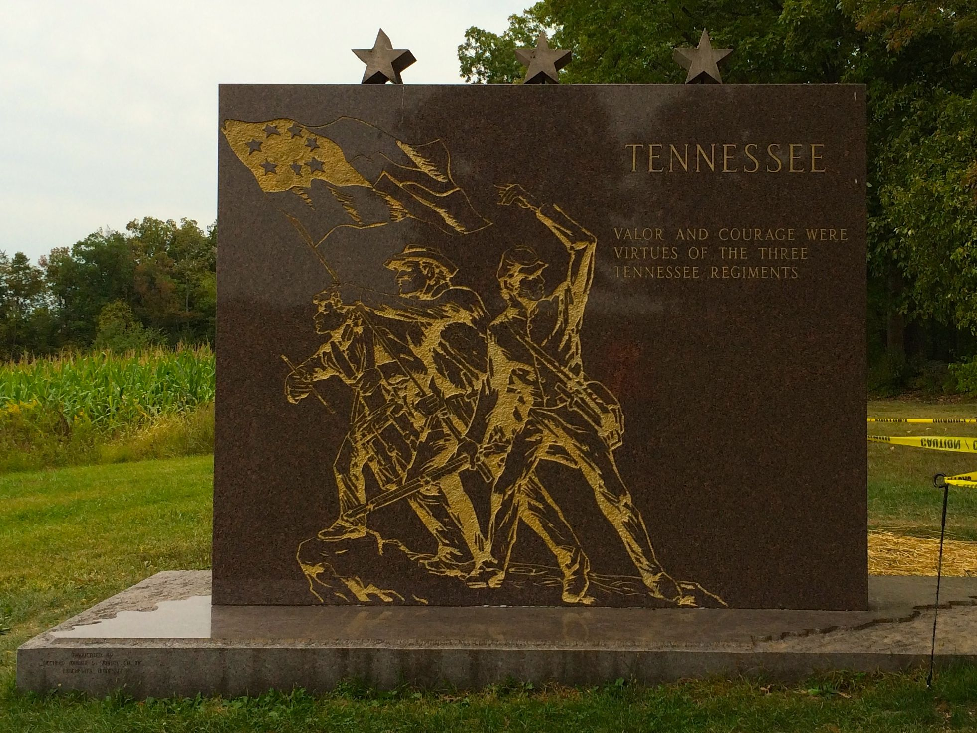 Tennessee memorial