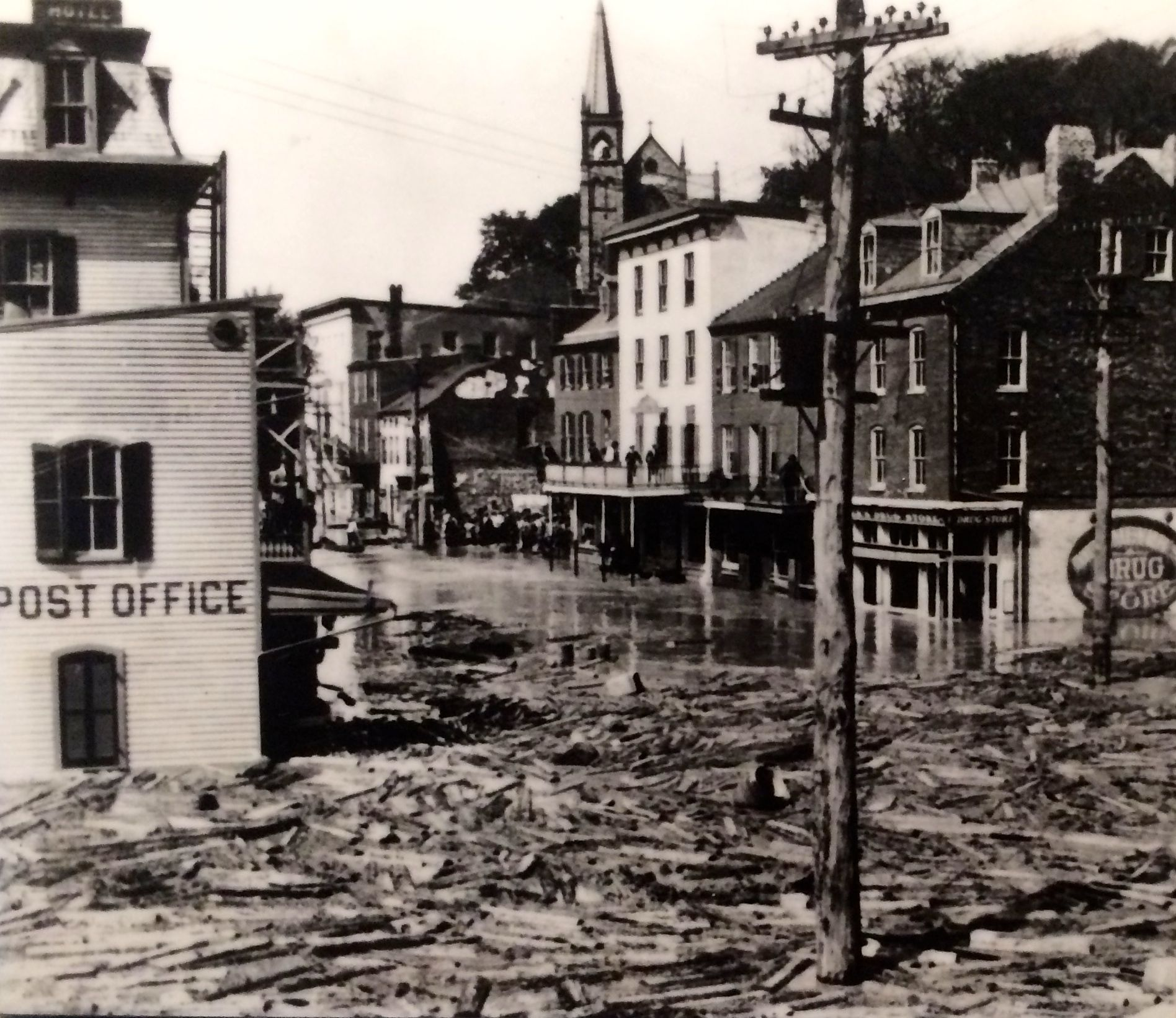 The flood of 1924