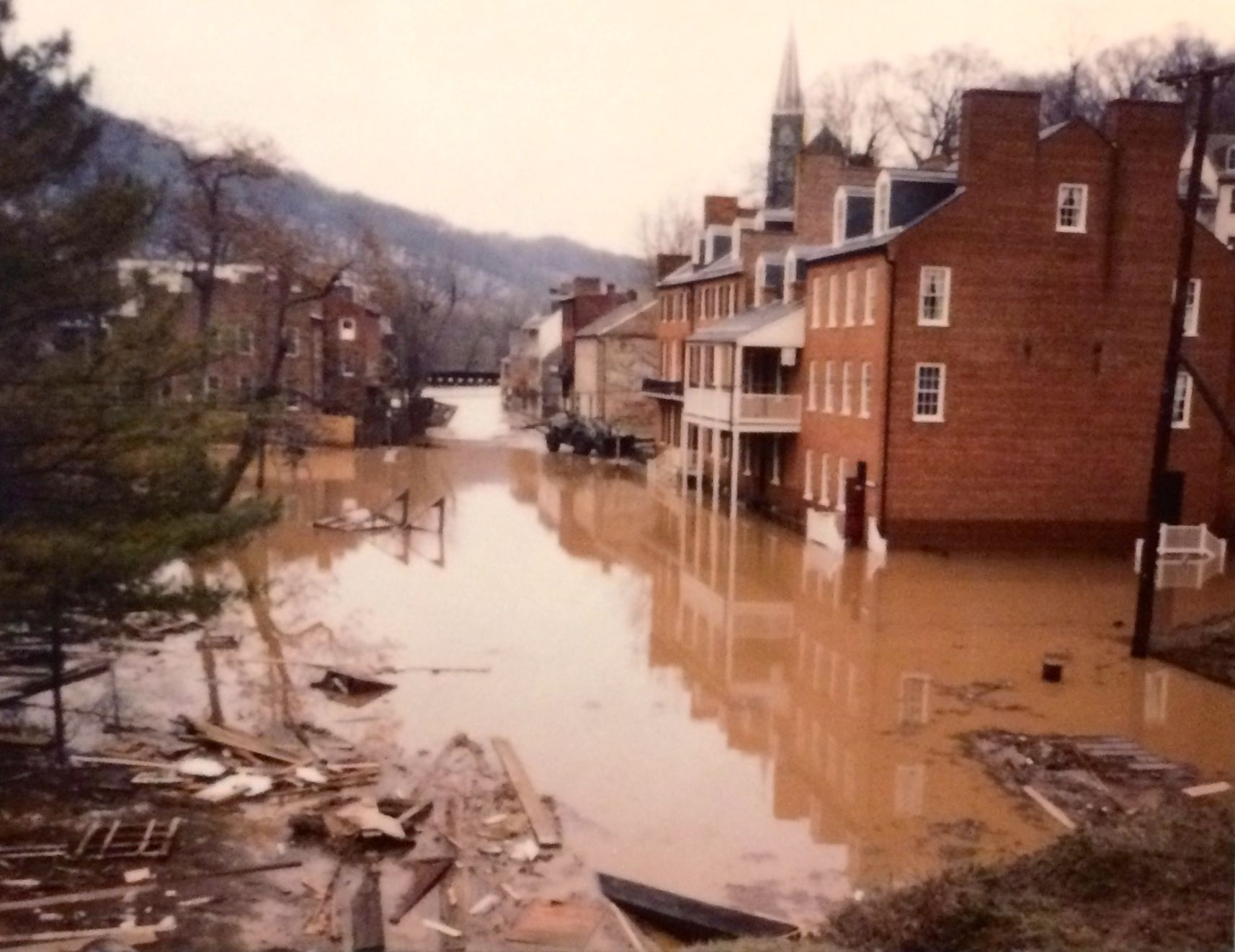 The flood of 1996