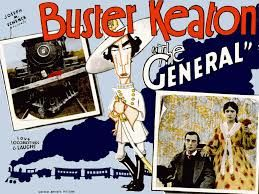 Buster Keaton movie poster