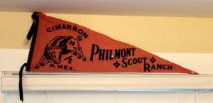 Casement boy scout philmont flag