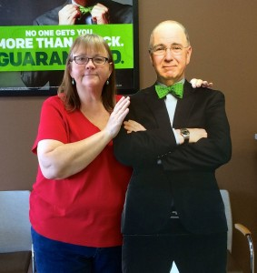 The H&R Block guy and me