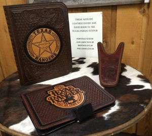 rangers - prisoner leather goods
