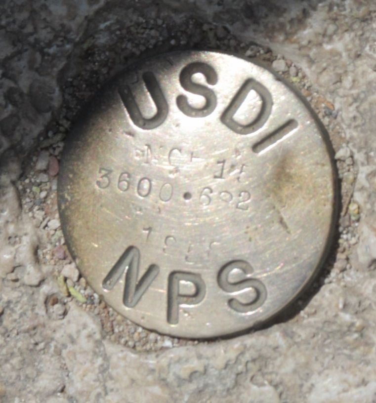 Surveying marker