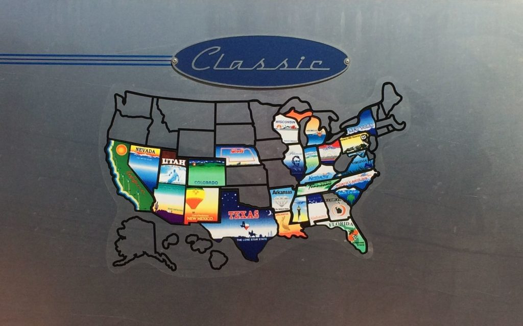 Utah added to the map