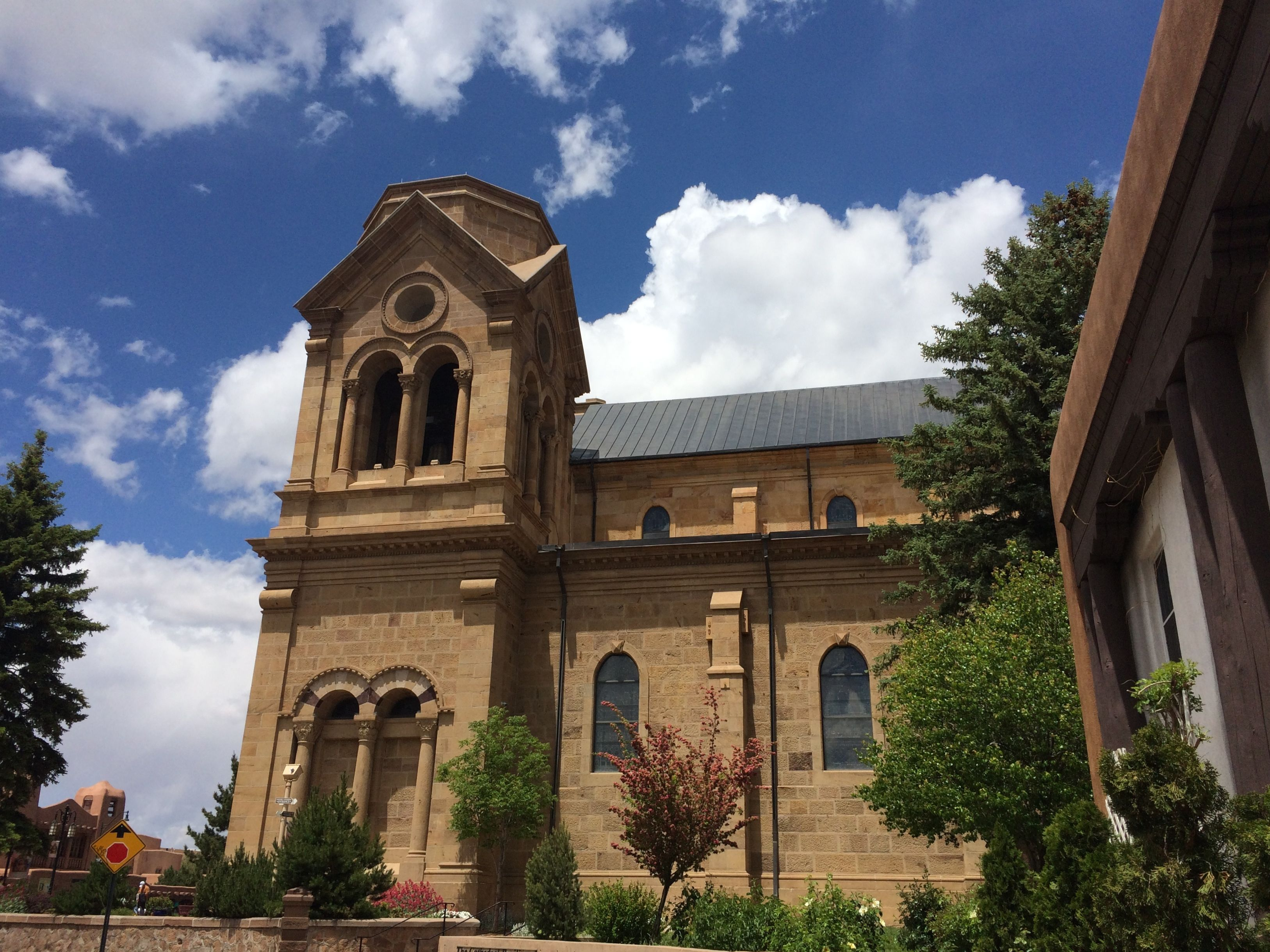 A quick trip to santa fe towing silver cathedral basilica of st francis of assisi biocorpaavc Choice Image