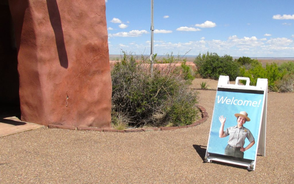 Welcome to the Painted Desert Inn