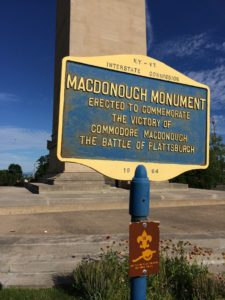 MacDonough monument 1