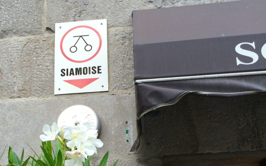 siamese sign