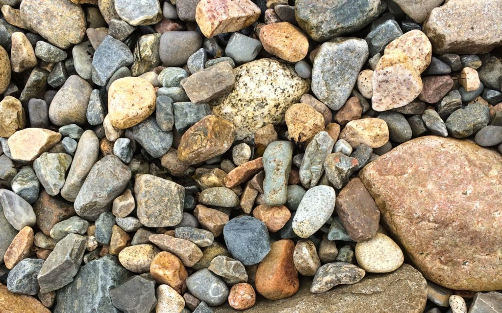 stones-on-the-beach